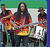 The Rasta Mon Band Miami FL Reggae Bands