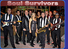 The Soul Survivors Miami FL South Florida Wedding Bands