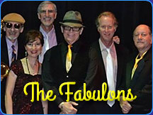 The Fabulons Band - Miami FL Bands