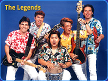 The Legends Band - Miami FL Bands